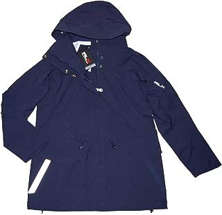 Ralph Lauren RLX Polo Women Hooded Windbreaker Coat Jacket