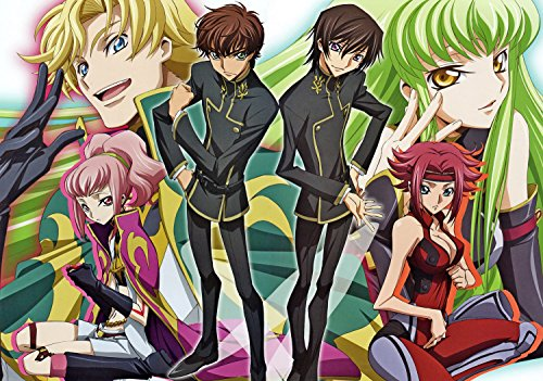 Anime Kalender 2020 (12 Pages 20x30cm) Code GeassAnime Manga PXLV7047