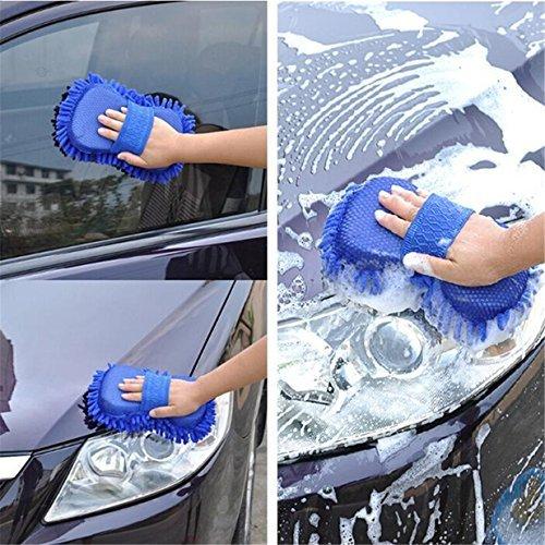 Preisvergleich Produktbild Xpres 1 Stück Auto-Wasch-Schwamm,  Reiben Autoschwamm,  Autowsche Reinigungstuch