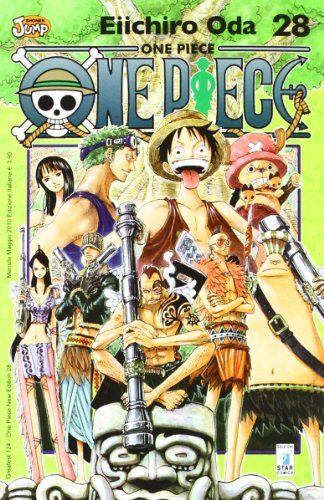 One piece. New edition (Vol. 28)