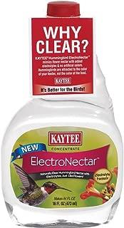 Kaytee KY94591 Hummingbird Electro Nectar Concentrate, 16-Ounce