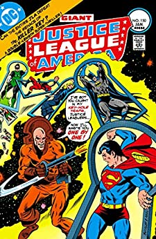 Justice League of America (1960-1987) #150 by [Steve Englehart, Jack Abel, Rich Buckler, Dick Dillin, Frank McLaughlin, Anthony Tollin]