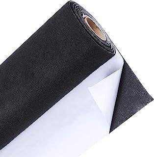 Caydo - Estante de fieltro autoadhesivo para joyas cajones manualidades tela 157 x 787 pulgadas