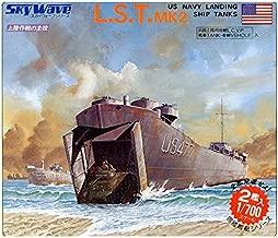 landing ship tank model
