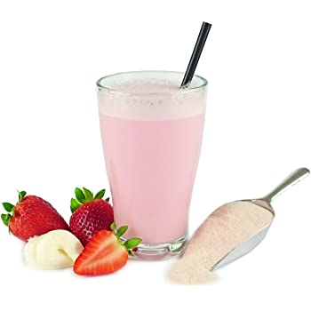 Erdbeersäfte zur Gewichtsreduktion