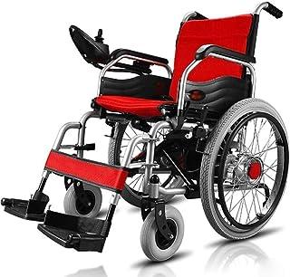 Sillas de ruedas eléctricas para adultos Silla de ruedas eléctrica for adultos, Artículo médico Sillas de ruedas Silla de ruedas eléctrica, multi-función de peso ligero plegable Silla de ruedas eléctr