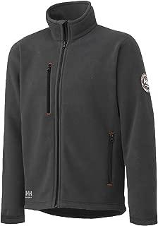 Helly Hansen 72112_970-L Langley Fleece Jacket, Large, Charcoal