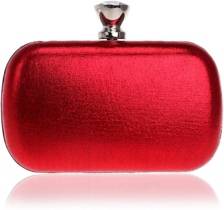 KERVINZHANG Damen Damen Damen und Bräute Abendtasche Frauen Hochzeit Clutch Handtasche (Farbe   rot) B07G7RQGJW  Für Ihre Wahl e2dba2