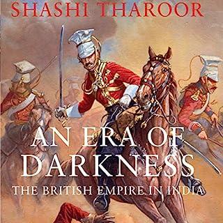 An Era of Darkness audiobook cover art