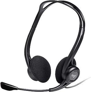 Logitech 981-000710 H370 PC Headset, Black