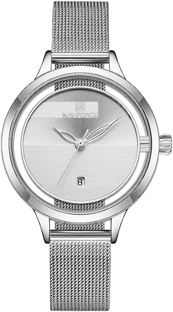 Max 48% OFF Women's Fashion Minimalist price Waterproof Wrist Analog Date Watch wi