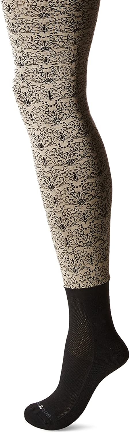 BOOTIGHTS Women's Lilith Scroll Tights