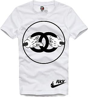 da8d2aa412 e1syndicate T Shirt Hands Dope Weed Bong Tattoo Inked Supreme Pyrex DJ