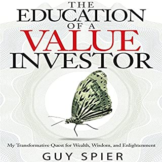 The Education of a Value Investor cover art
