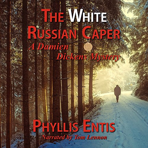 The White Russian Caper audiobook cover art