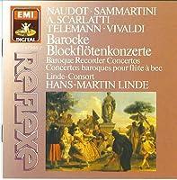 Baroque Recorder Concertos - Linde - Linde - Consort (1987-05-03)