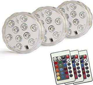 Best battery operated accent lights with remote Reviews