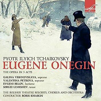 Чайковский: Евгений Онегин, соч. 24