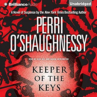 Keeper of the Keys audiobook cover art