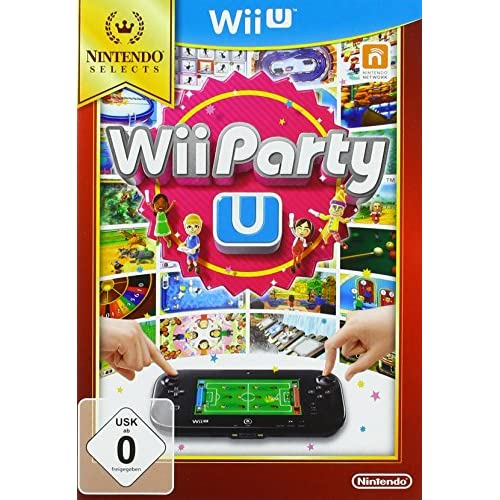 Wii Party U - Nintendo Selects - Wii U - [Edizione: Germania]