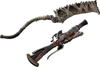 Gecco Bloodborne Hunters Arsenal Saw Cleaver & Hunter Blunderbuss Figurine Accessory