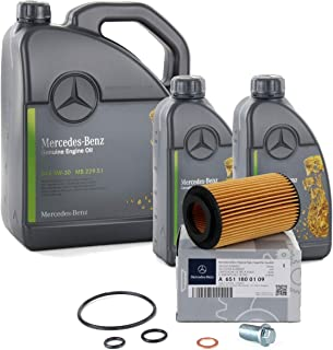 Amazon.es: aceite mercedes 5w30