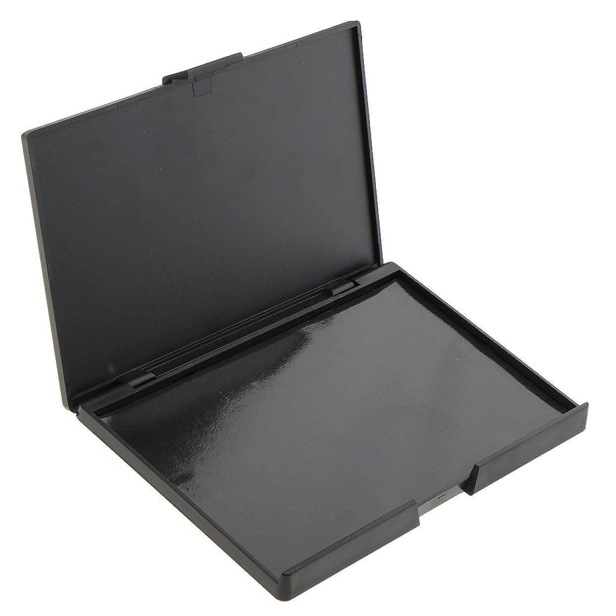抽出リビジョン辛いKesoto DIY アイシャドー 磁気  パレット メイクアップ 便携 収納 組み合わせ ボックス 全3種類 - パレットボックス