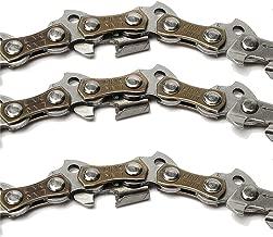 Toran Home 46cm Chainsaw Chain Blade 3/8