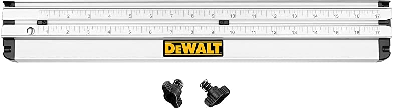 DEWALT DWS5100 12-Inch Dual-Port Folding Rip Guide