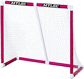 Mylec 48 Inch Junior Folding Multi-Sport Goal with Sleeve Netting