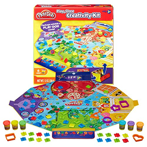 Play-Doh play-n-store creatieve kit