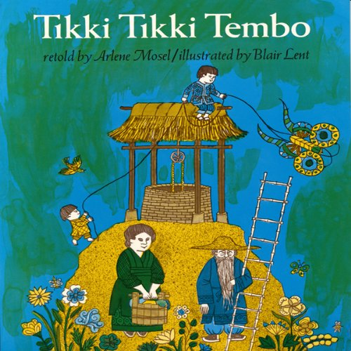 Tikki Tikki Tembo                   By:                                                                                                                                 Arlene Mosel                               Narrated by:                                                                                                                                 Peter Thomas                      Length: 9 mins     189 ratings     Overall 4.7