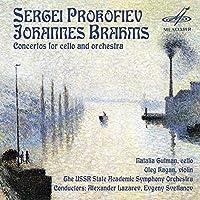 Cello Concertos [Natalia Gutman; Oleg Kagan; The USSR State Academic Symphony Orchestra, Alexander Lazarov; Evgeny Svetlanov] [MELODIYA: MELCD 1002380] by Natalia Gutman (2015-11-14)