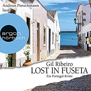 Couverture de Lost in Fuseta (Lost in Fuseta 1)