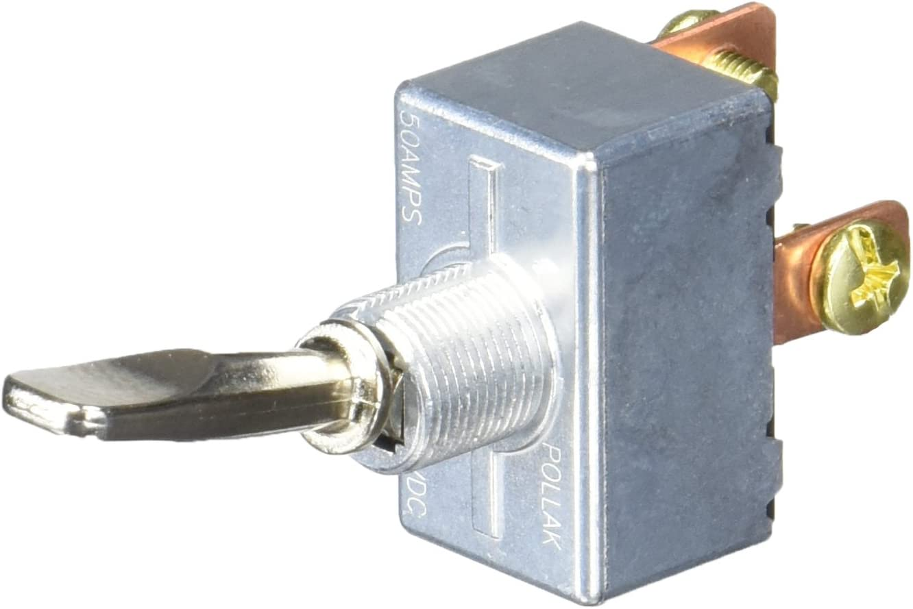 Pollak 34-212 Bargain sale 50 Amp Sales results No. 1 Switch Toggle
