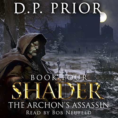 The Archon's Assassin audiobook cover art
