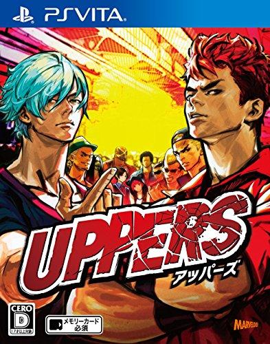 UPPERS(アッパーズ)-PSVita