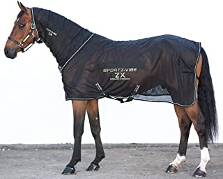 Sportz-Vibe ZX Therapy Rug Small Black