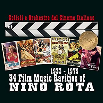 Nino Rota - 34 Film Music Rarities 1933-1979