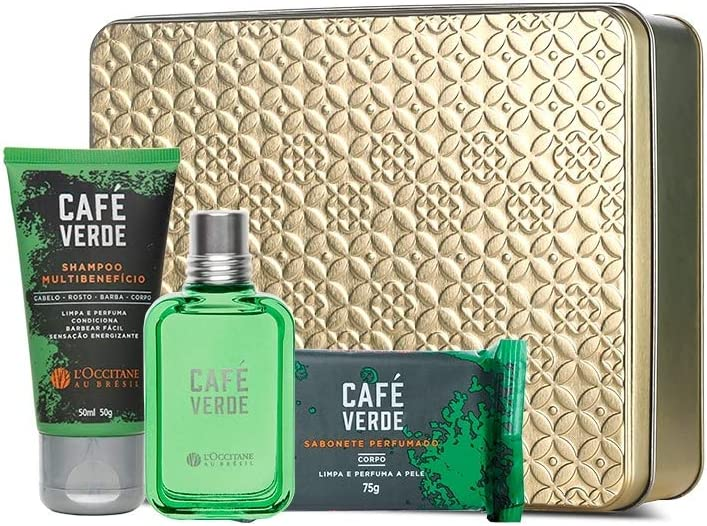 Kit Presente Café Verde, da L'Occitane au Brésil