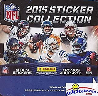 Best 2015 nfl panini stickers Reviews