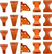YARNOW 20 stks Laminaat Houten Vloeren Installatie Kit Vloeren Spacers voor Vinyl Plank Ontworpen Hardhout LVT Bamboe Onde...