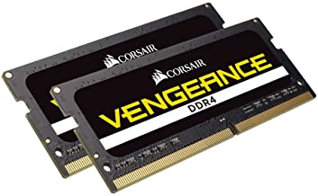 Corsair Vengeance Performance Memory Kit 32GB DDR4 2666MHz CL18 Unbuffered SODIMM