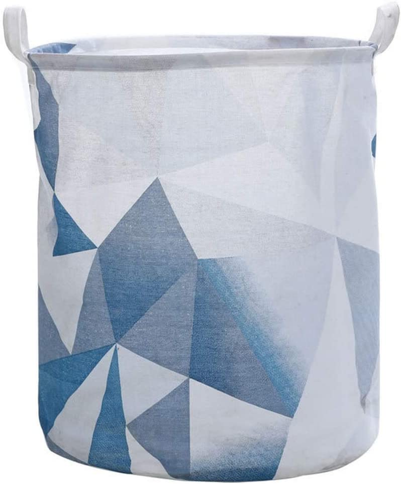 Max 48% OFF JYLJL Waterproof Laundry Basket Cotton Linen Very popular Collapsible Laundr