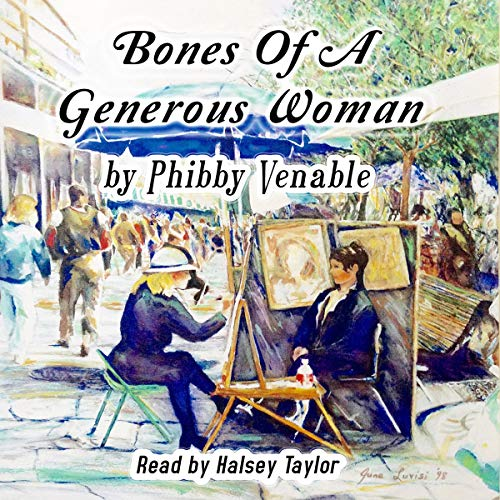 Bones of a Generous Woman audiobook cover art