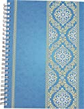 RNK 46504 Notizbuch, DIN A5 mit Register A-Z,'Blue Orient'