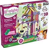 K'NEX Mighty Makers Inventors Clubhouse Building Set [並行輸入品]