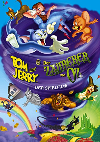 Tom & Jerry - Der Zauberer von Oz [dt./OV]