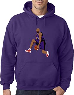 Purple Toronto Carter The Dunk Hooded Sweatshirt
