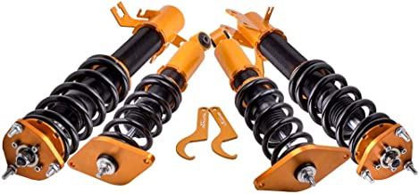 Coilovers Assembly Kits for Nissan Sentra B15/Sunny N16 2000-2006 Suspension Shocks Absorbers Coil Spring Strut
